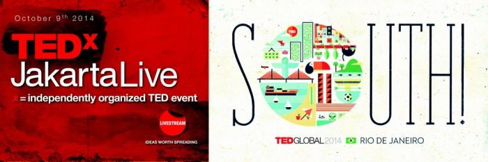 TEDxJakartaLive 9 Oct 2014