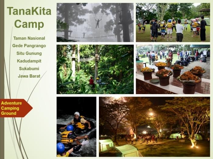 TanaKita Camp Sukabumi