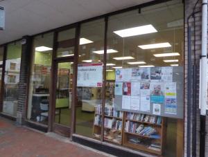 Snodland library