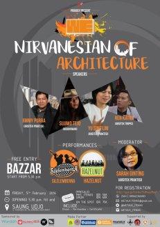 Bandung Nirvanesian Achitecture 5 Februari 2016