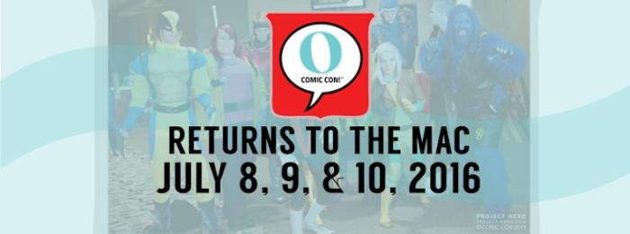 O Comic Con