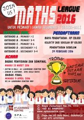 Sukoharjo Maths League 29 Februari 2016