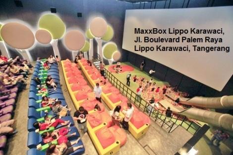 Cinemaxx Kids Lippo Karawaci Tangerang