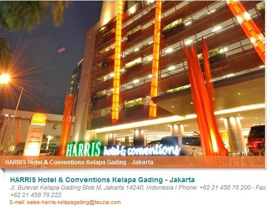 Harris Hotel Kelapa Gading Jakarta Utara