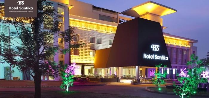 Santika Hotel Taman Mini Indonesia Indah Jakarta Timur