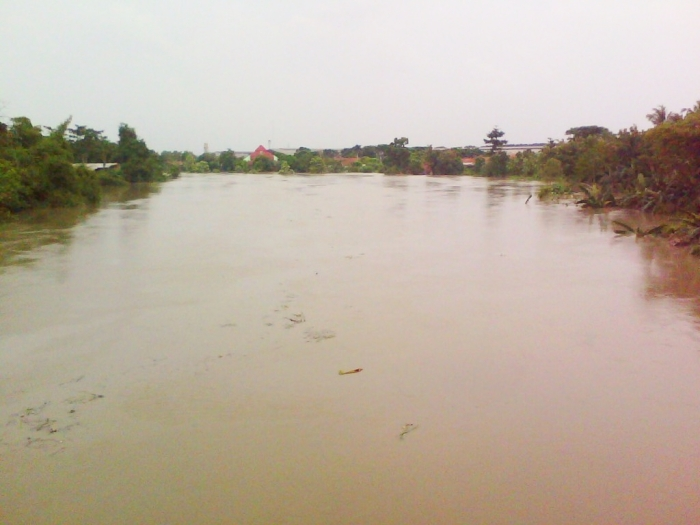 The Long River Kalimalang Jakarta-Bekasi