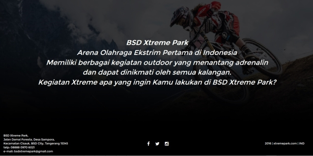 BSD Extreme Park